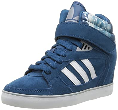 adidas Originals Amberlight Up W, Baskets mode femme Bleu (BletriBlanc