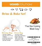 Amazon Price History for:XL Brining Bag/Oven Bag combo Pefect for Turkey