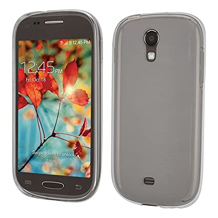 For SamsungGalaxy Light T399 Cover Case (TPU Clear)