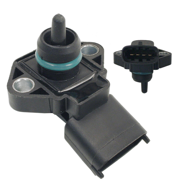 BECKARNLEY 158-1348 Air Intake Temperature Sensor, 1 Pack by Beck Arnley