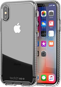 tech21 Pure Clear Case for Apple iPhone X -