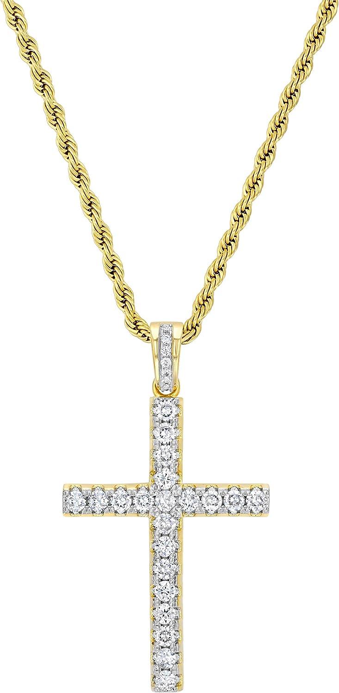 AAA Black Onyx and Zircon Caffeine Pendant  Rhodium Over Sterling Silver Gemstone Jewelry Exclusive Jewellery
