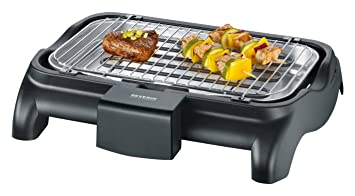 Severin Elektrogrill Gebraucht : Severin pg barbecue grill w tischgrill grillfläche