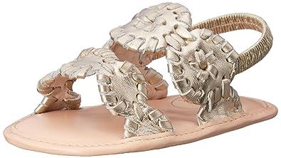 8e5f1bf7853d Amazon.com  Jack Rogers Baby Lauren Slide Sandal (Infant Toddler)  Shoes