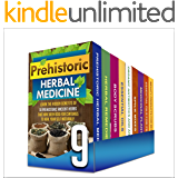 Herbal Medicine: 9 Box Set - Amazing Powerful Benefits Of Herbal Remedies And DIY Natural Cures Guides