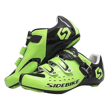GYFY Zapatillas de Bicicleta Ligeras, Deportes Transpirables ...