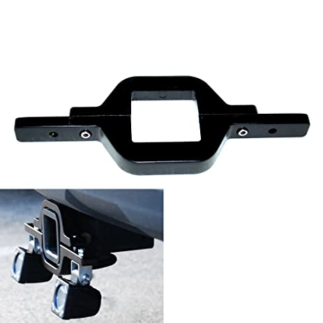 Amazon turbo sii tow trailer hitch mounting light bracket fit turbo sii tow trailer hitch mounting light bracket fit cubepod led lights backup reverse aloadofball Gallery