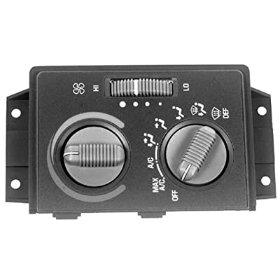 ACDelco 15-72204 GM Original Equipment Heating and Air Conditioning Control Panel: Automotive