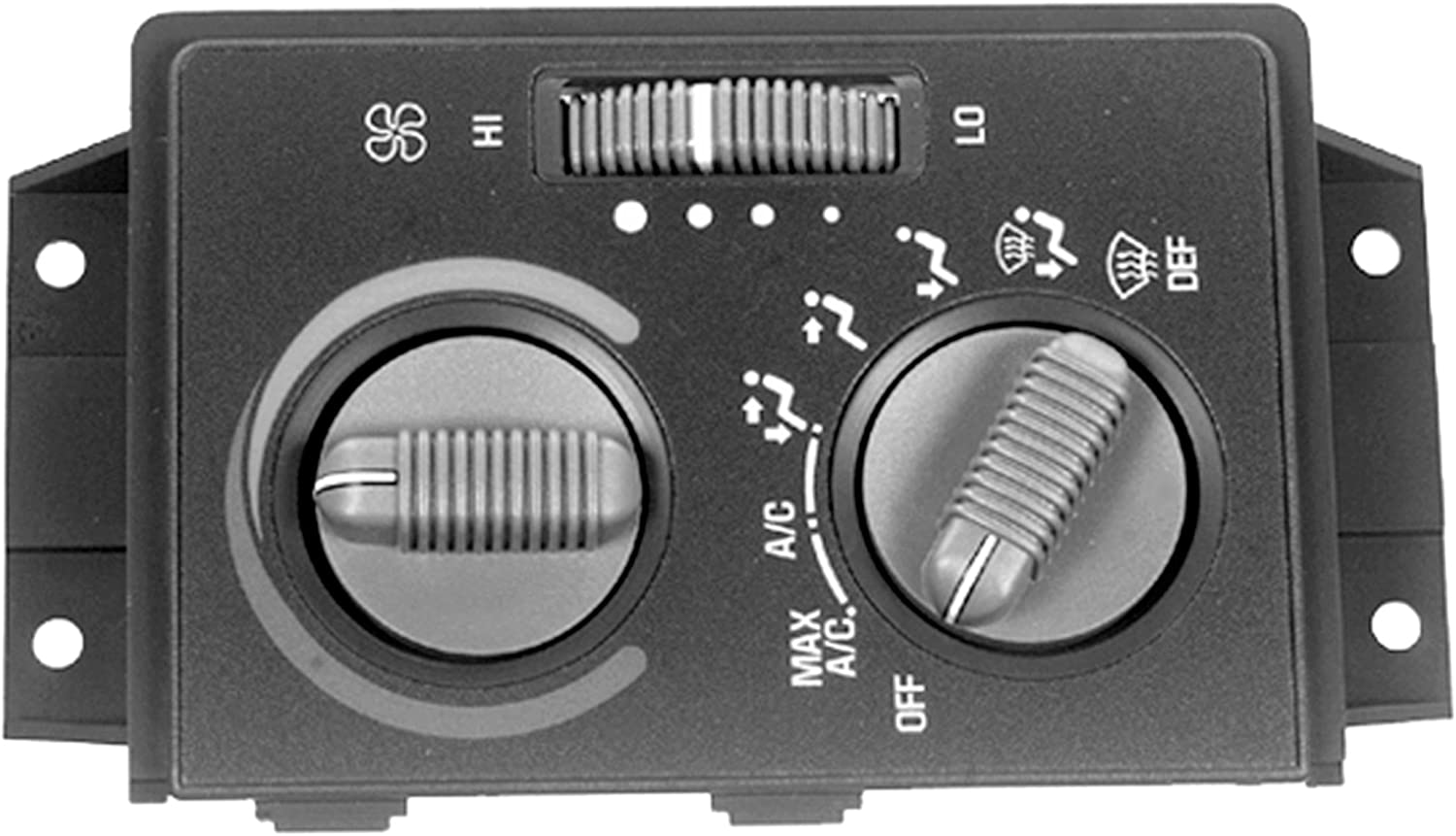 ACDelco 15-72204 GM Original Equipment Heating and Air Conditioning Control Panel