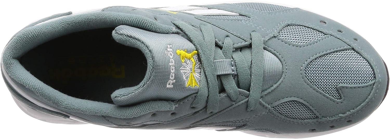 Reebok Aztrek, Chaussures de Running Compétition Mixte Multicolore Mid Teal Fog Go Yellow White Black 000