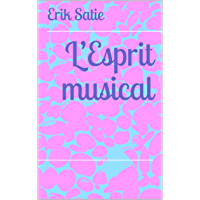 L'Esprit musical (French Edition) book cover
