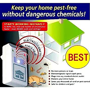 Pest Repeller Pest Control Against Mouse, Rat And Insects With