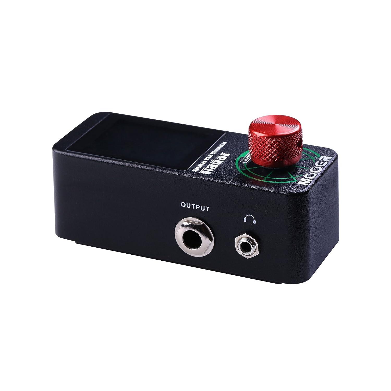 Mooer 16947 Radar - Pedal de efectos para guitarra: Amazon.es: Instrumentos musicales