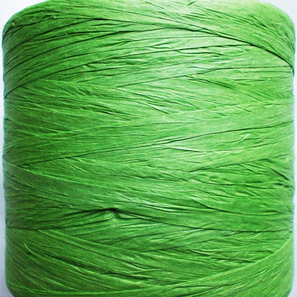 se despliega a 35 mm 50 m de largo decoraci/ón de flores Lilac 25 colores Papel de cinta de rafia Ideal para manualidades 7 10 mm de ancho regalos de regalo /álbumes de recortes