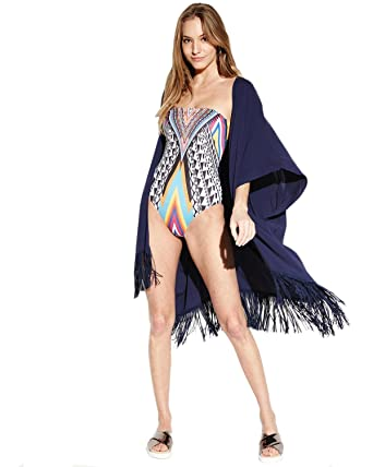 1e7217c7fb156 Image Unavailable. Image not available for. Color: Vince Camuto Womens  Caftan Cover up ...