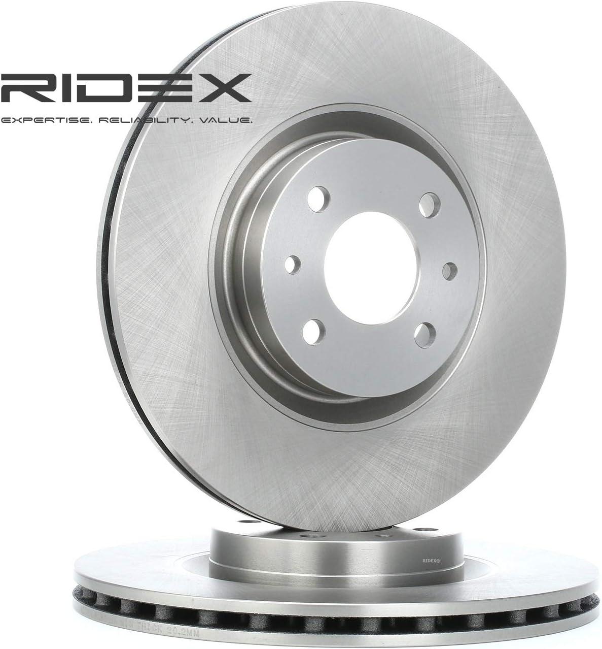 Ridex 82B0216 Bremsscheiben Set of 2