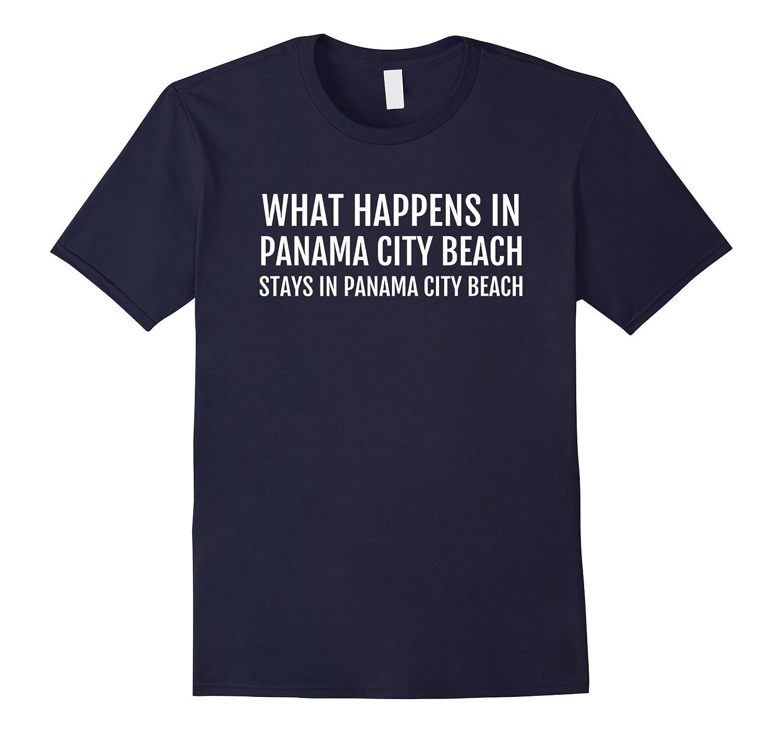 Funny Panama City Beach vacation T Shirt-CD