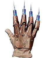 Nightmare On Elm Street Freddy Costume Glove Deluxe Adult