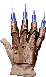 Morbid Enterprises Freddy Syringe Glove, Blue/Brown/Tan, One Size
