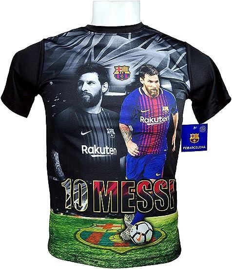 Amazon.com: Oficial del FC Barcelona Messi número 10 jóvenes ...