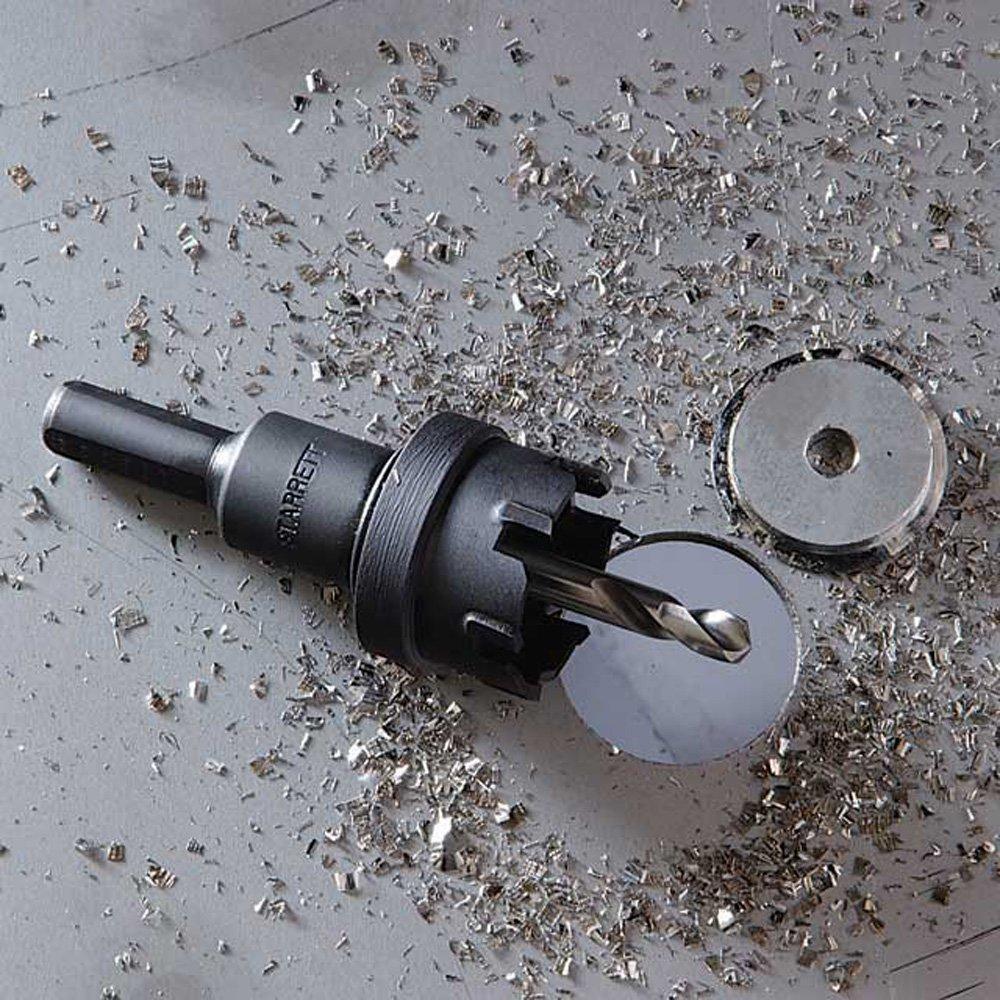 36/mm Starrett SM36/metallo sega a tazza in acciaio INOX lamiera