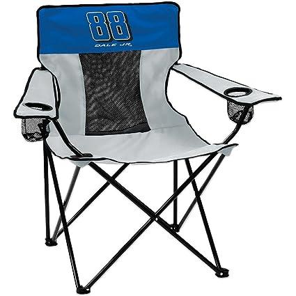 amazon com dale earnhardt jr 88 nascar folding tailgate chair