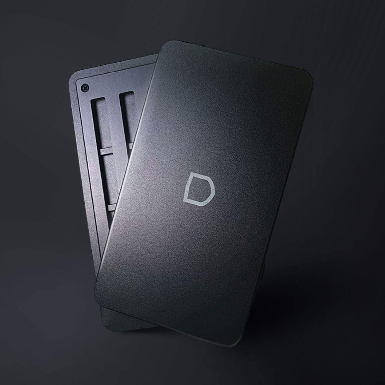Frozen Armor-BITHD Crypto Wallet Seeds//Mnemonics Storage Metal Tablet Memorizer