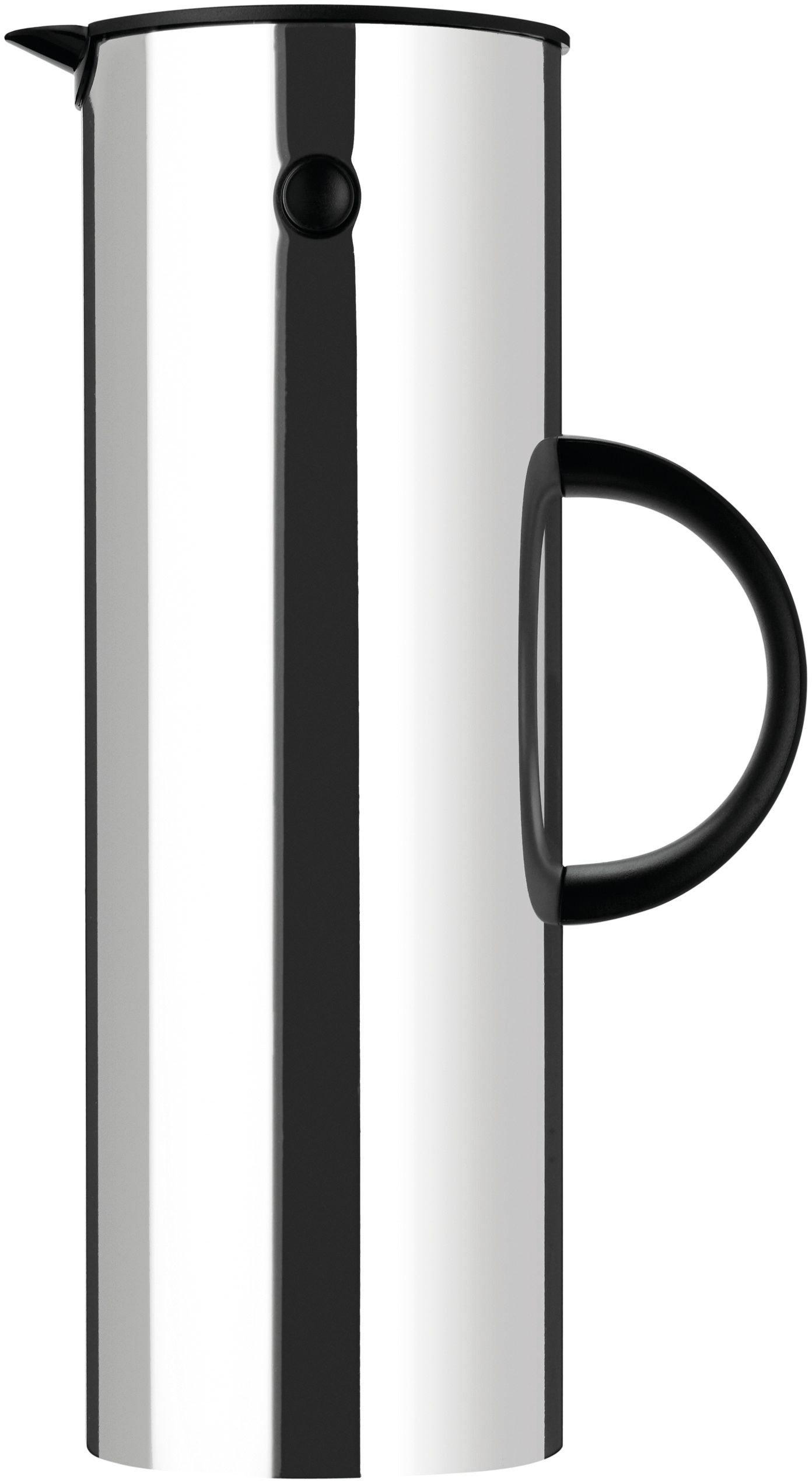 Stelton EM77 Vacuum Jug, 33.8 oz, steel