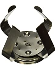 Benchmark Scientific MAGic Clamp H1000-MR-500 Magnetic Flask Clamp for Platform Shaker, Holds 500mL Flask
