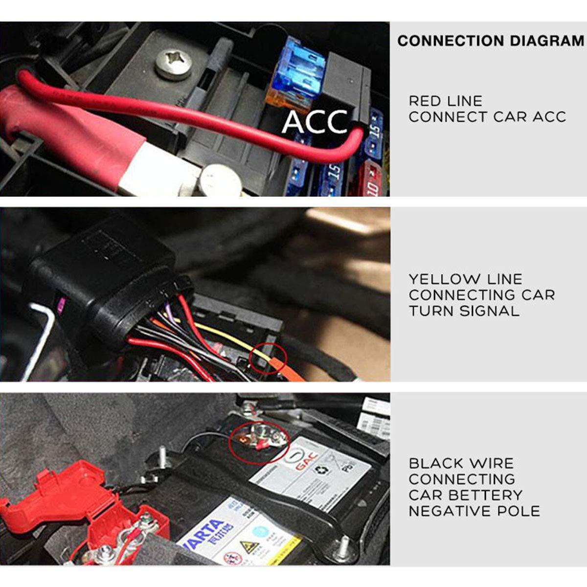 2x Ultrafino DRL 30 45 60 Cm Luz De Circulaci/óN Diurna Gu/íA De Tubo Flexible Flexible Coche Tira De LED Impermeable Y Brightnes L/áGrimas L/áGrima Luz De Conducci/óN Diurna De LED Ojo De /áNgel Faro Del