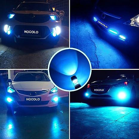 Chrysler Crossfire 100w Clear Xenon HID High//Low//Fog//Side Headlight Bulbs Set