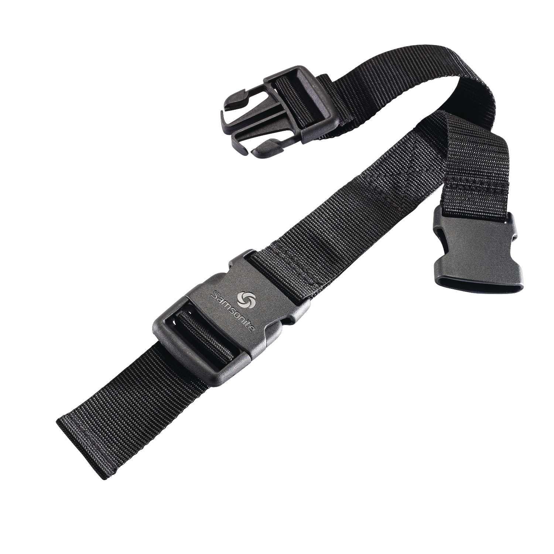 Samsonite Luggage Add A Bag Strap, Black, International Carry-on Samsonite Corporation - CA 49493-1041