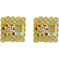PRICES CITRONELLA TEALIGHTS PACK OF 25 [2]