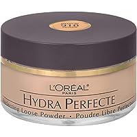 L'Oreal Paris Hydra Perfecte Perfecting Loose Face Powder, Minimizes Pores & Perfects...