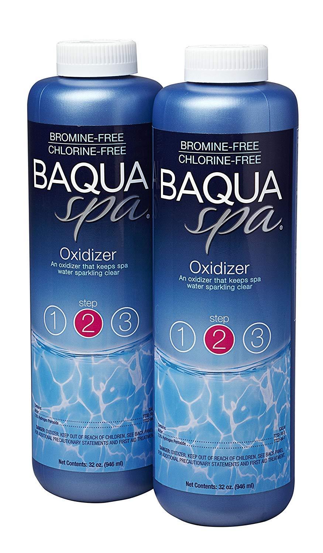 Baqua Spa 88852 2-Pack Spa Oxidizer, Clear by Baqua Spa
