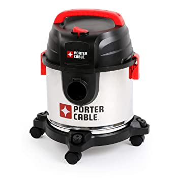 Porter-Cable PCX18301-4B Wet/Dry Vacuum For Drywall Dust