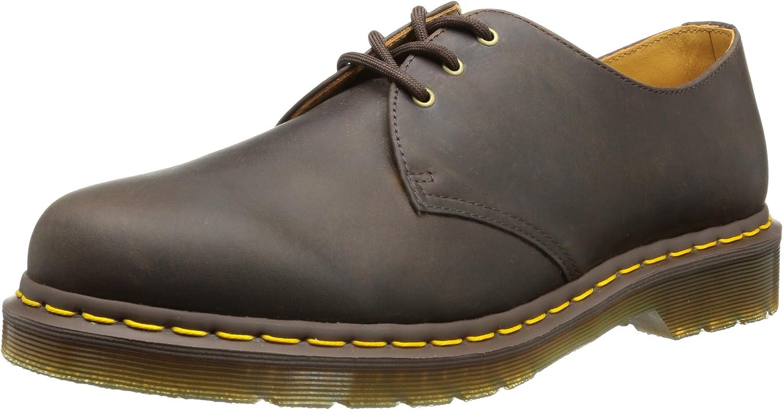 TALLA 46 EU. Dr. Martens 1461, Zapatos de Cordones Derby Unisex Adulto