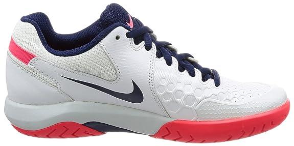 New Nike Women's Air Zoom Resistance Tennis Shoe White/Blue 8: Amazon.ca:  Shoes & Handbags