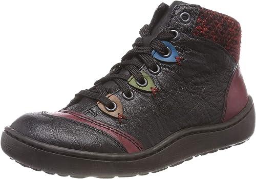 Damen Low Boots Rieker Stiefelette schwarz | Stiefeletten