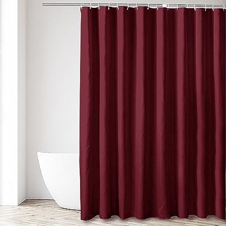 Amazon.com: Eforgift Elegance Decor Stall Shower Curtain No More ...