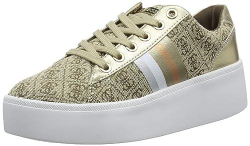 Guess Talli2/Active Lady/Fabric, Zapatillas Altas para Mujer: Amazon.es: Zapatos y complementos