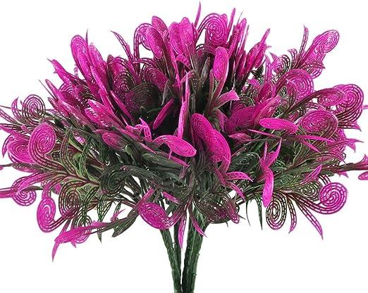 Blätter Bouquet Zweigen Girlande künstliche Blume Kunstpflanzen Deko 96cm
