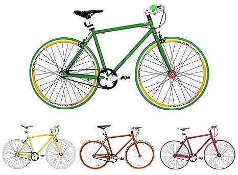 Micargi Bicicletta Da Corsa Da 71 Cm Singola Velocità A Scatto