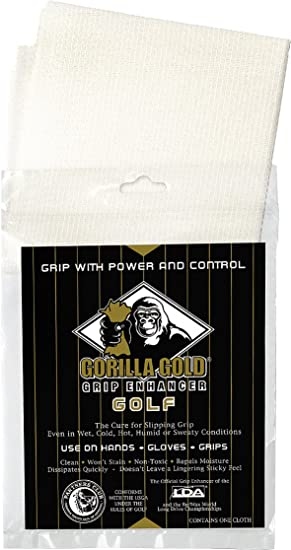 Gorilla Gold Non-Toxic Grip-Enhancing Reusable Towel