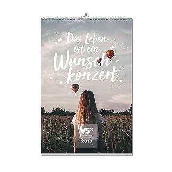Visual Statements Wochenwandkalender 2019 Kalender Din A4 Bilder