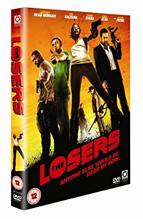 Amazon The Losers Dvd Movies Tv