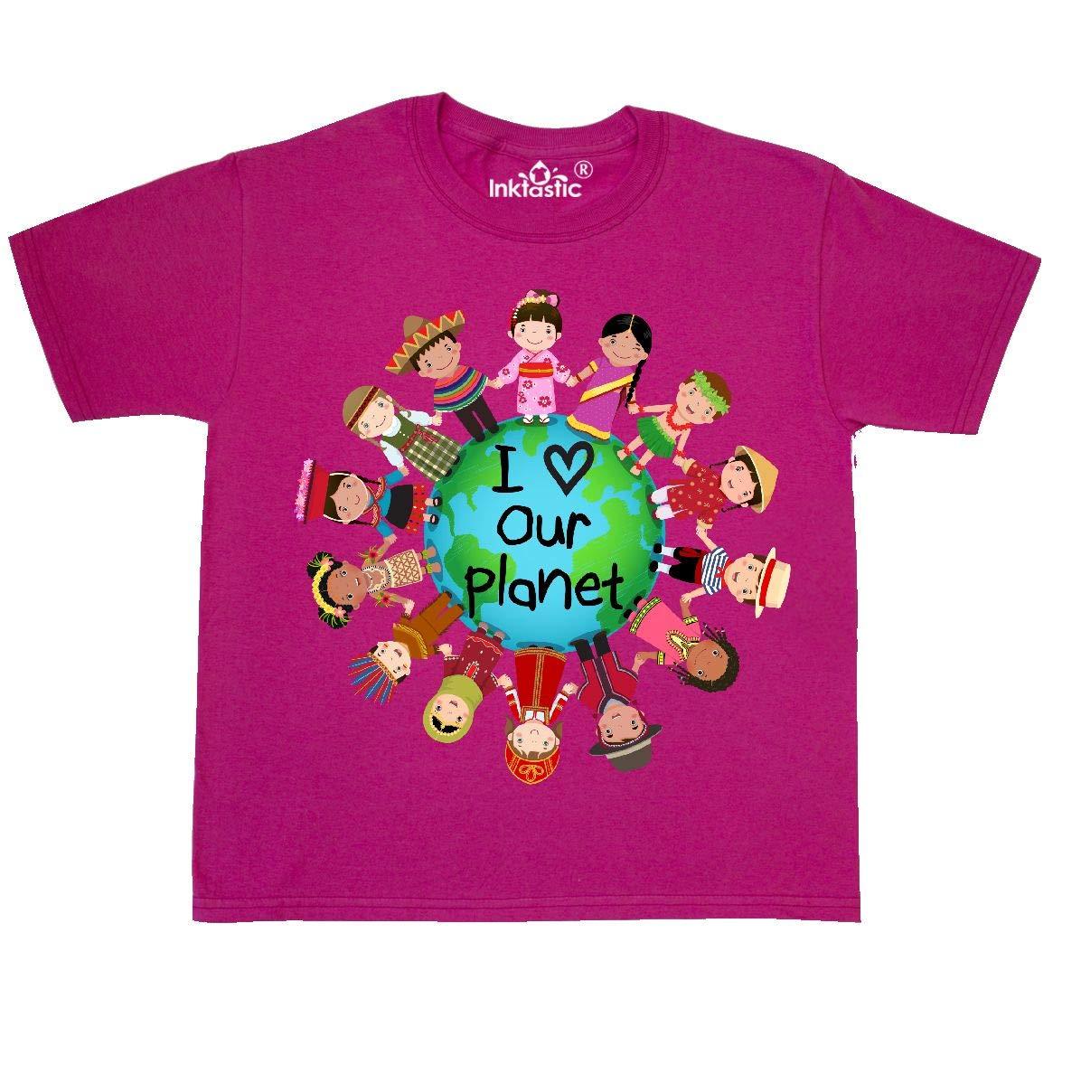Earth Day International T Shirt 3326c 3404