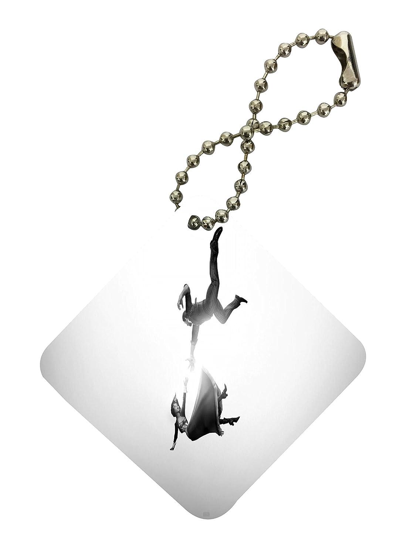 Bioshock Infinite Falling Art Diamond llavero por MWCustoms ...