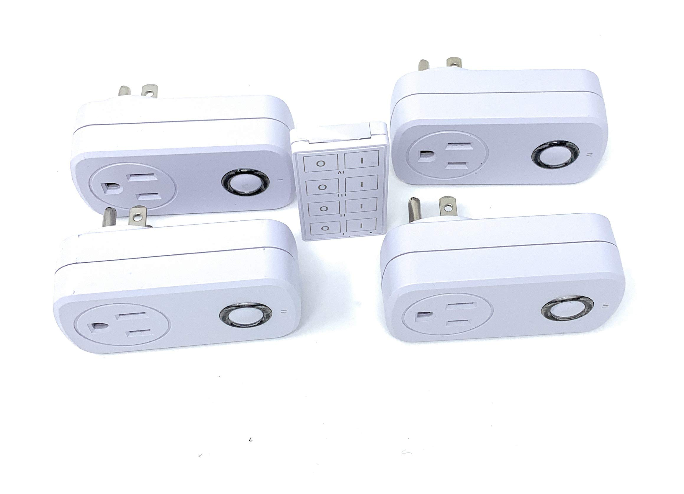 Black Friday Deal: Prime Wireless Indoor Remote Controlled Outlets (100ft Range) by Prime (Image #3)