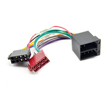stereo male iso power speaker wiring connectors new enlarged preview rh abetter pw